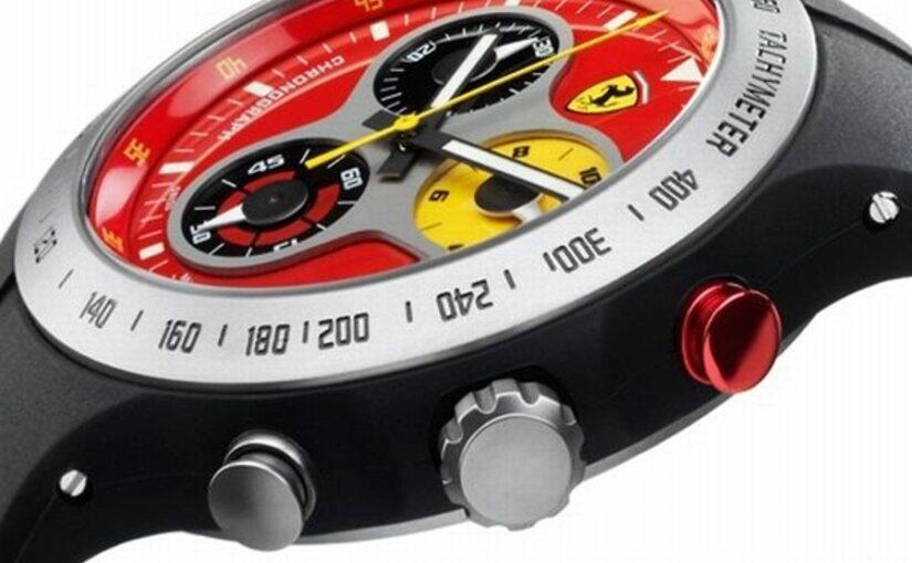 FERRARI Uhren neu in Basel