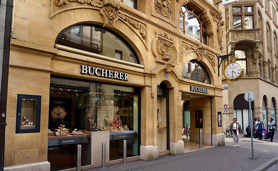 Bucherer Basel