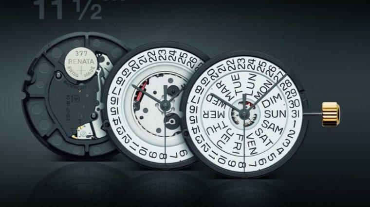Schweizer Uhrwerke
