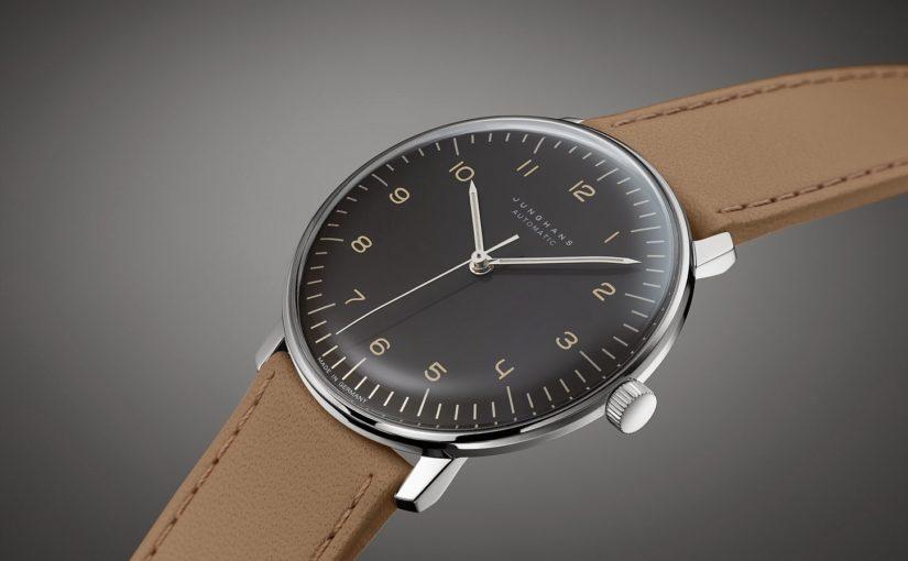Demnächst erhältlich: Neue Max Bill Uhren