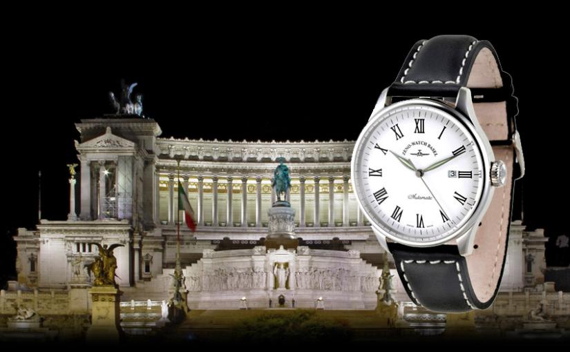 Godat II, Roma von ZENO-WATCH BASEL