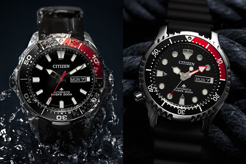 Citizen als Seiko Alternative
