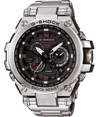 Limitierte G-SHOCK Premium Uhr MTG-S1000-1A