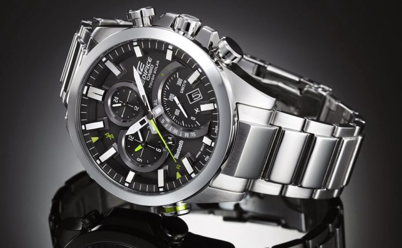 CASIO Edifice Smart Watch EQB-500