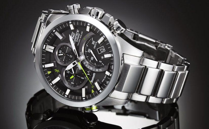 CASIO Edifice Smart Watch EQB-500