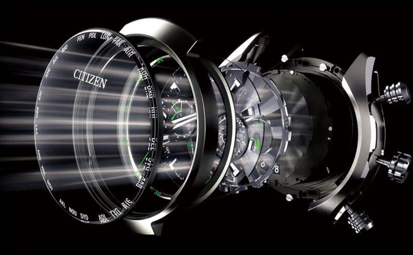 Satellitenuhren – Rekordumsatz