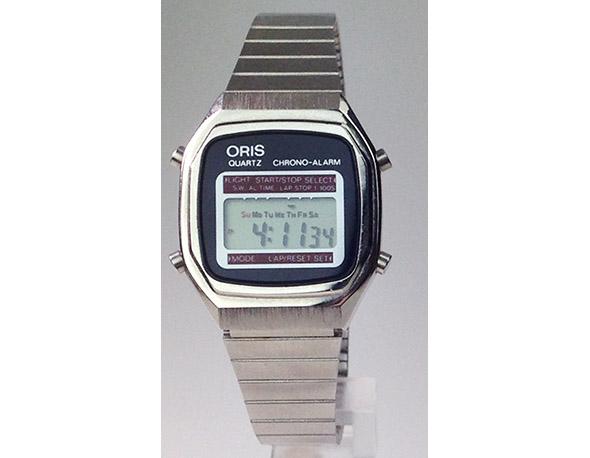Oris LCD Uhr