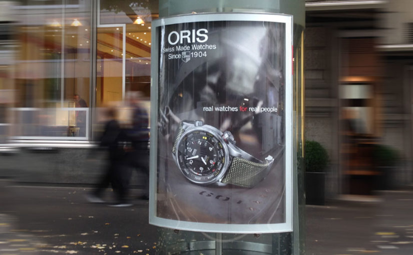 Oris Flagshipstore in Basel