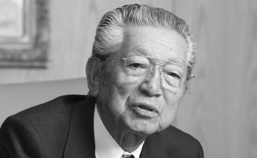 Mitgründer von Casio Kazuo Kashio ist verstorben