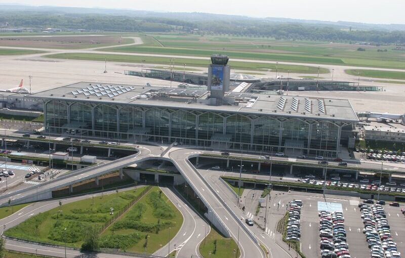 Der EuroAirport wird 70 Jahre