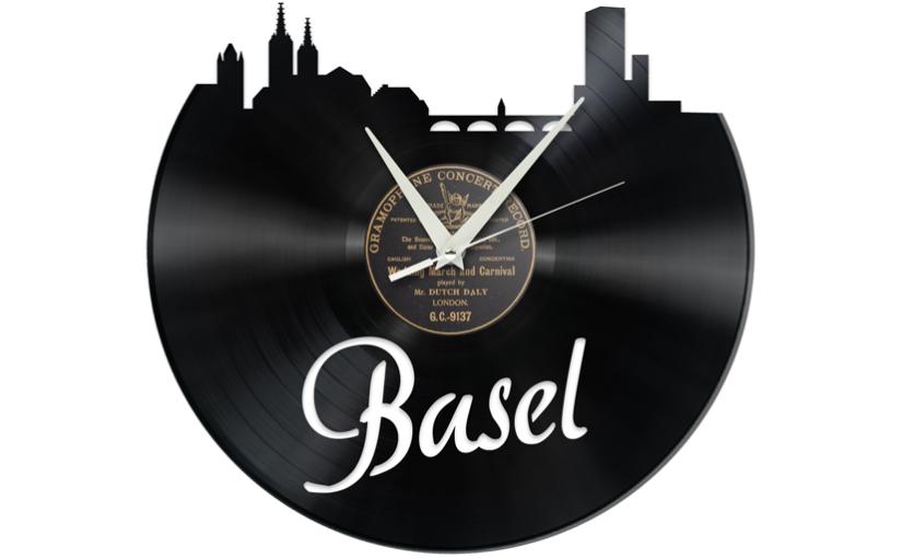 Nachhaltige Basler Wanduhren