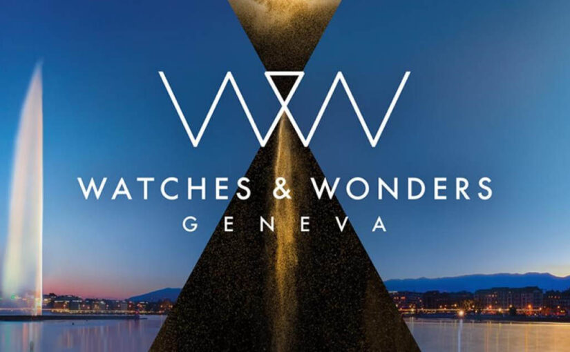 Aus SIHH wird Watches & Wonders