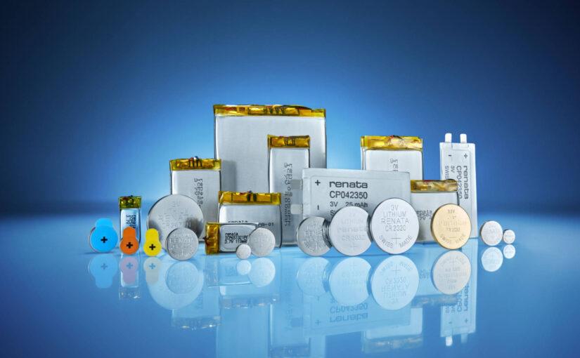 Renata präsentiert neue Batteriegeneration